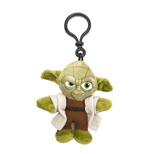 Image of Star Wars - Portachiavi Peluche Yoda 8 Cm
