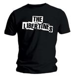 t-shirt-the-libertines-logo