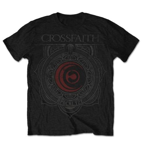 Image of T-shirt Crossfaith Ornament