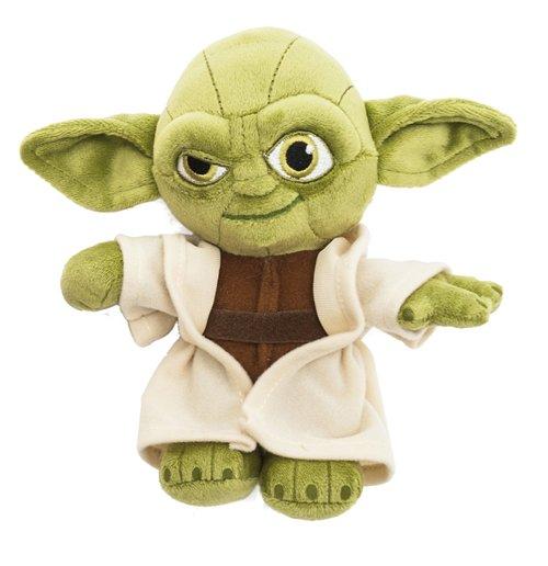 Image of Star Wars - Peluche Yoda 17 Cm