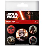 star-wars-episode-vii-ansteck-buttons-5er-pack-join-the-resistance
