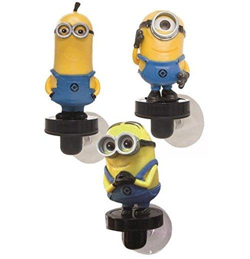 Image of Minions - Figurina Con Ventosa (Assortimento)