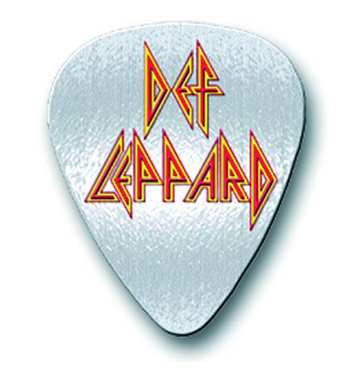 Image of Def Leppard - Pick Logo (Spilla Metallo)