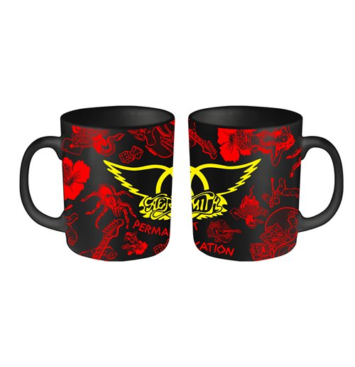 Image of Aerosmith - Permanent Vacation (Tazza)