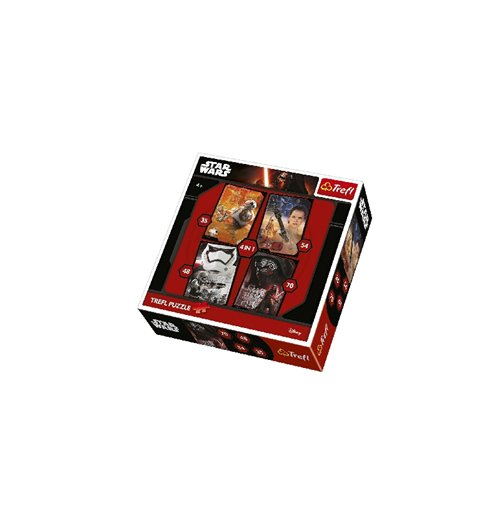 Image of Star Wars - Puzzle 4 In 1