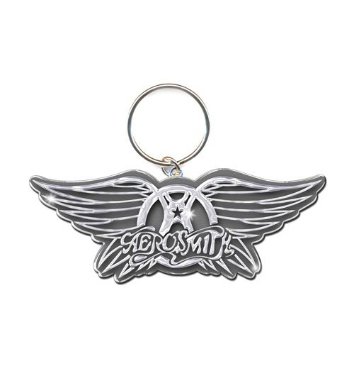 Image of Aerosmith - Wings Logo (Portachiavi Metallo)