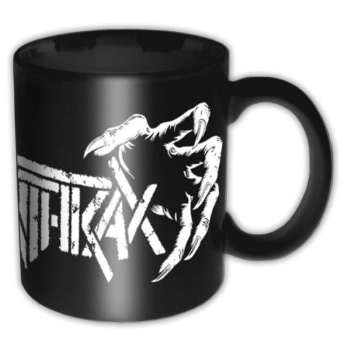 Image of Tazza Anthrax - Death Hands