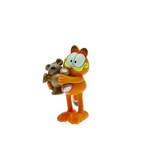 Image of Plastoy 66056 - Garfield - Portachiavi Orsetto