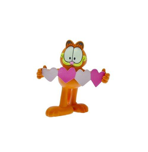 Image of Plastoy 66055 - Garfield - Portachiavi Cuori