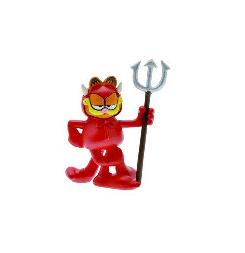 Image of Plastoy 66054 - Garfield - Portachiavi Diavolo
