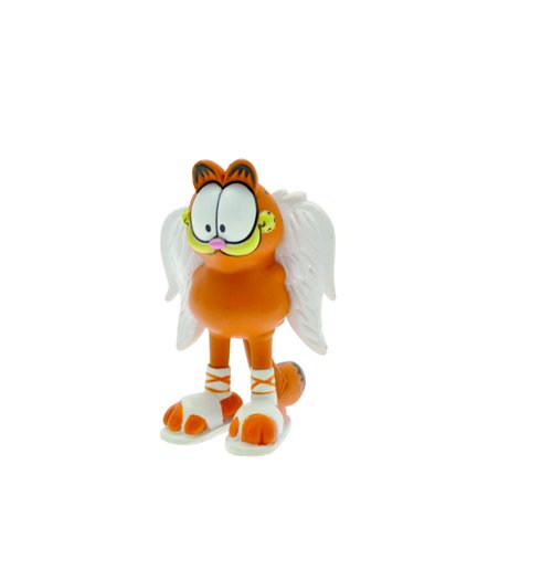 Image of Plastoy 66053 - Garfield - Portachiavi Angelo