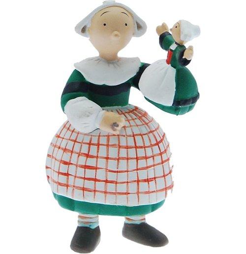 Image of Plastoy 61017 - Becassine - Miniature Becassine Con Marionetta