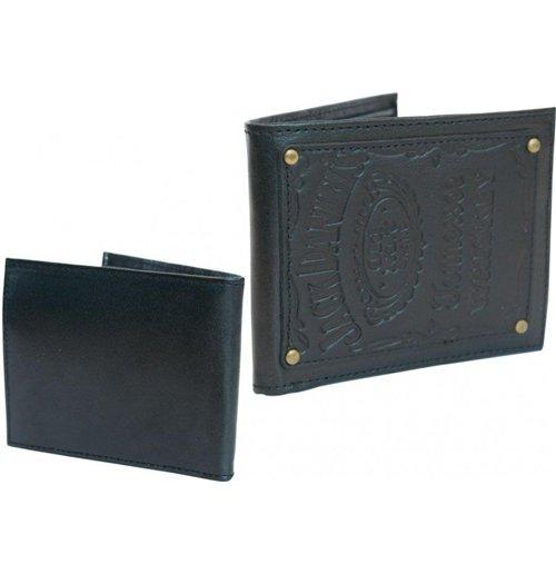 Image of Jack Daniel's - Bifold With Leather Patch (Portafoglio)