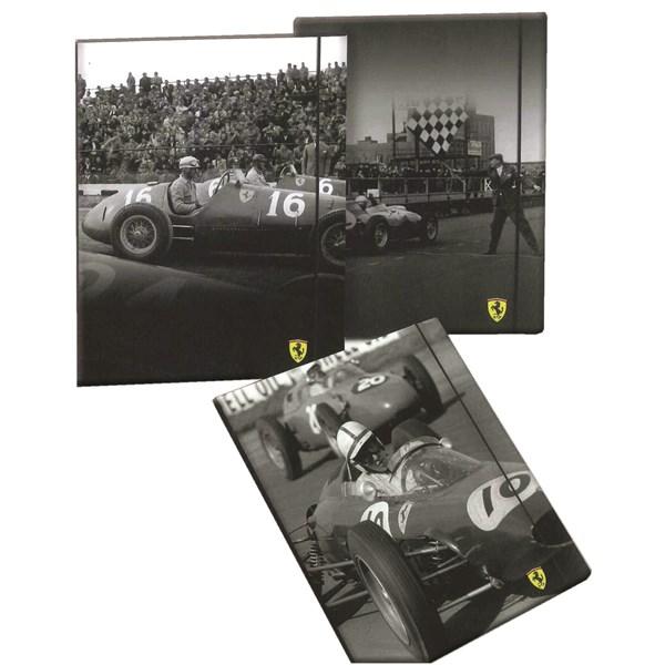 Image of Cartellina Ferrari