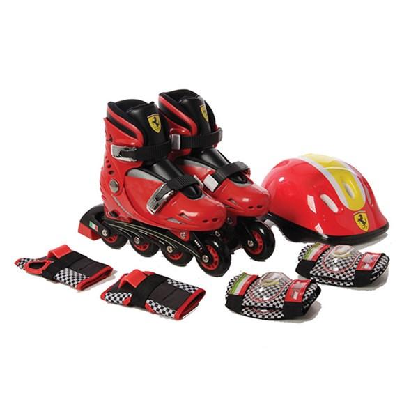 Image of Skateboard Ferrari