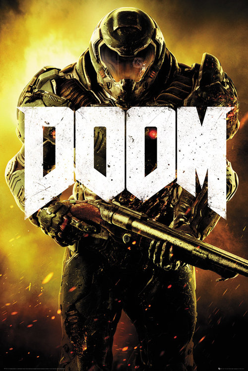 Image of Poster Doom 196675