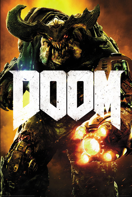 Image of Poster Doom 196676