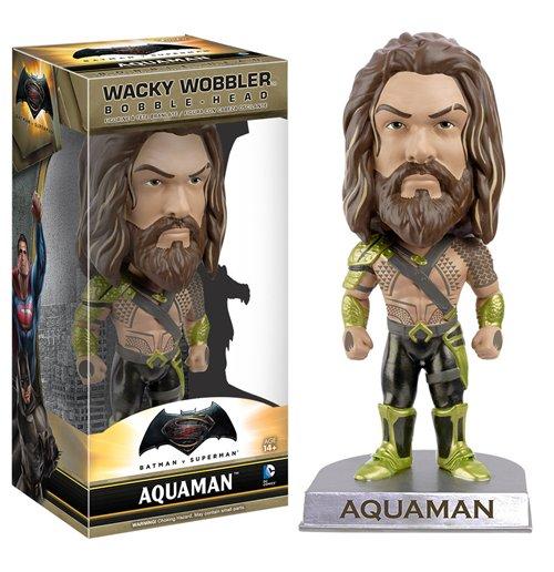 Image of Aquaman (Wacky Wobbler)