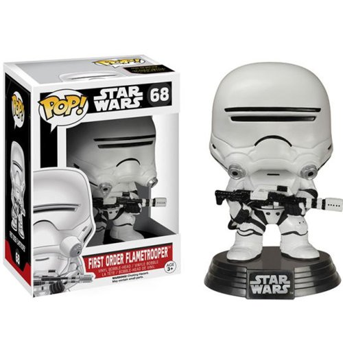 Image of Star Wars - The Force Awakens Pop! - First Order Flampetrooper