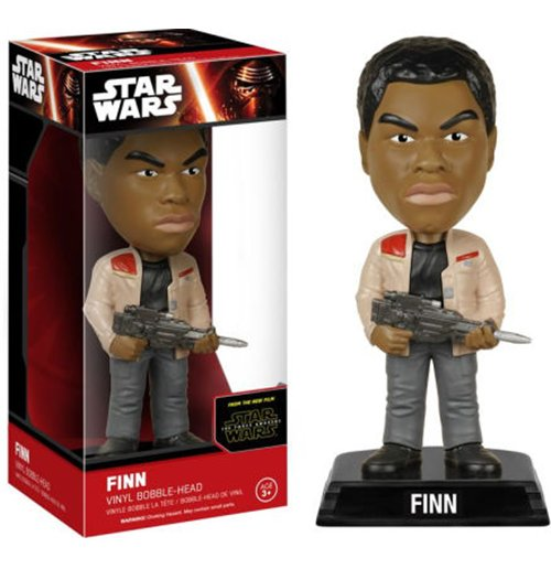Image of Star Wars - The Force Awakens - Finn (Bobble-Head)