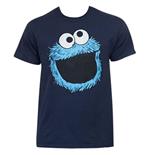 t-shirt-sesame-street-cookie-monster-face