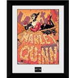 Batman Comic - Harley Quinn Graveyard