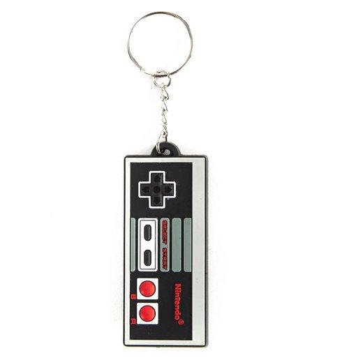 Image of Nintendo - Controller (Portachiavi Gomma)