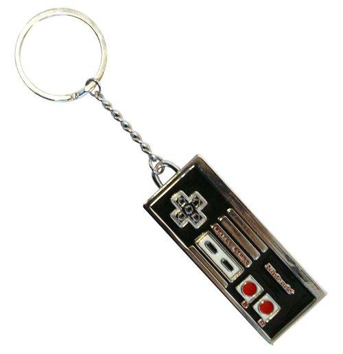 Image of Nintendo - Controller Enameled (Portachiavi)