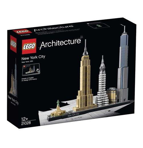 Image of Lego 21028 - Architecture - New York City
