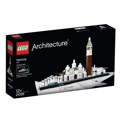 Image of Lego 21026 - Architecture - Venezia