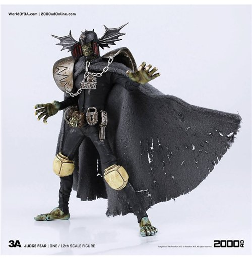 Image of Action figure 2000AD 199376