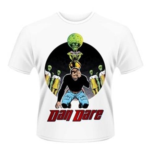 Image of T-shirt 2000AD Dan Dare Mekon