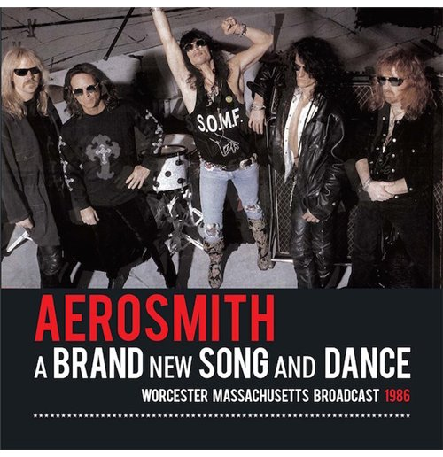 Image of Vinile Aerosmith - A Brand New Song And Dance (2 Lp)