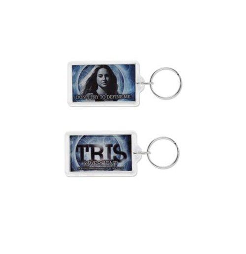 Image of Divergent - Tris Swirls (Portachiavi)