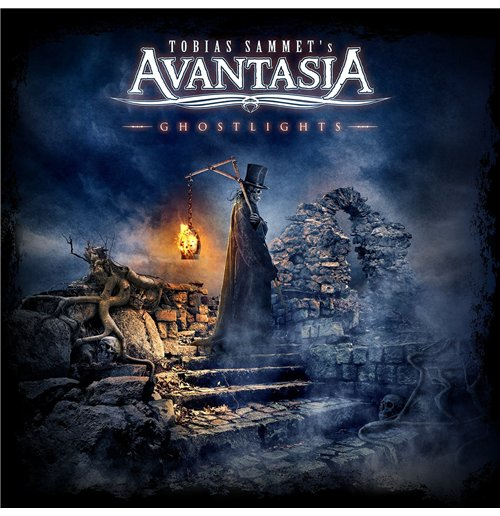 Image of Vinile Avantasia - Ghostlights (2 Lp) (Limited Edition)