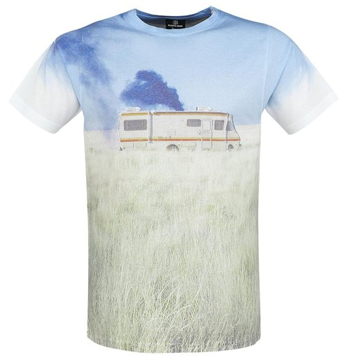 Image of T-shirt Breaking Bad - Trailer (dye SUB)