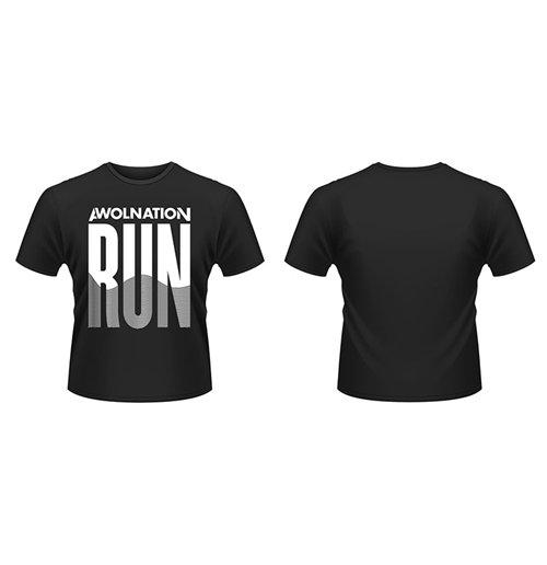 Image of Awolnation - Run (T-SHIRT Unisex )