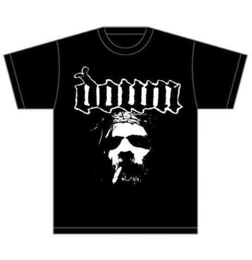Image of Down - Face (T-SHIRT Unisex )