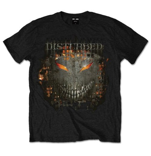 Image of Disturbed - Fire Behind (T-SHIRT Unisex )