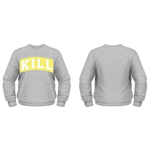 Image of Kill Brand - Kill Varsity Boxed  (felpa )