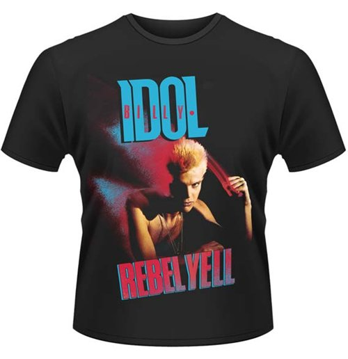 Image of Billy Idol - Rebel Yell Cover (unisex )