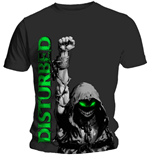Disturbed - up your fist (t-shirt unisex )