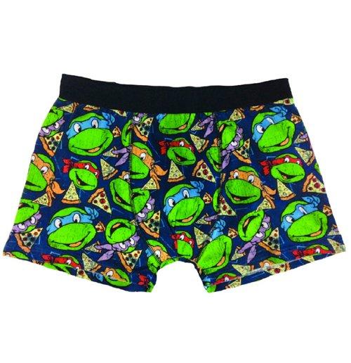 Image of Teenage Mutant Ninja Turtles - All Over Print (boxer )