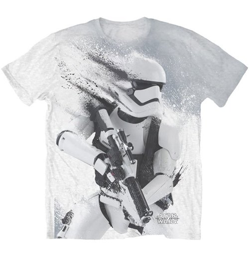 Image of Star Wars Stormtrooper All Over Sub White (unisex )