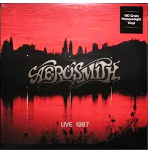 Image of Vinile Aerosmith - Live At The Civic Centre  Hampton  Va November 1987