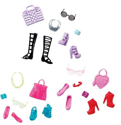Image of Mattel DTF43 - Barbie - Vassoio Moda Base (Assortimento)