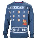 sweatshirt-super-mario-mario-running-weihnachten