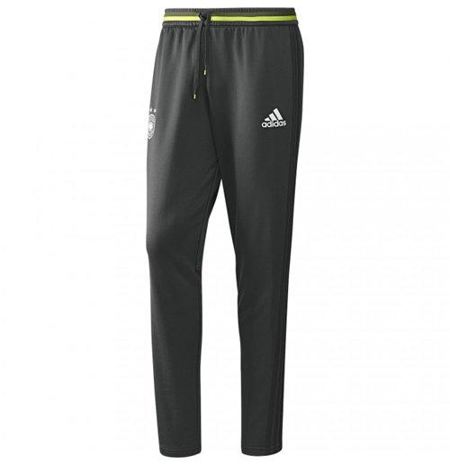 Image of Pantaloni allenamento Germania 2016-2017 Adidas (Grigio)