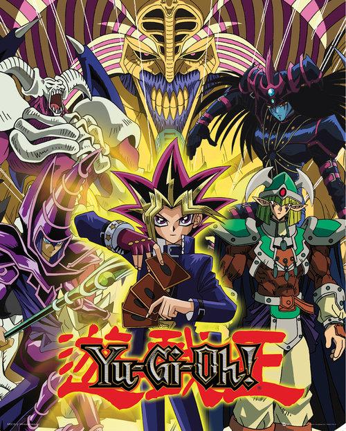 poster-yu-gi-oh-yugi-and-monsters