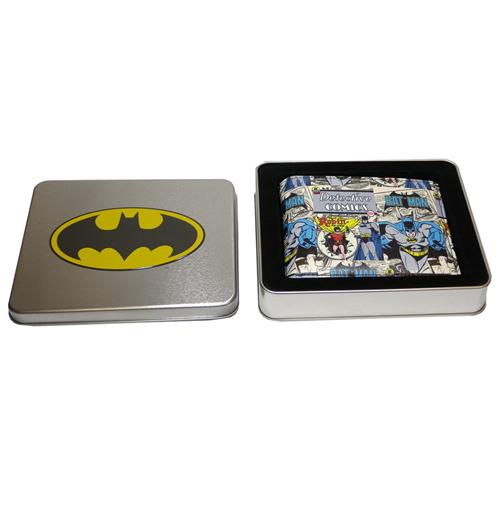 Image of Portafogli Batman e Robin